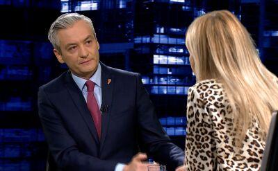 """Robert Biedroń w """"Kropce nad i"""". Cała rozmowa"""