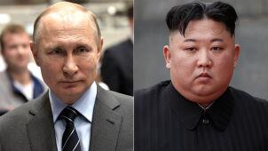 Kim przyleci do Moskwy. Jeszcze w kwietniu poda rękę Putinowi