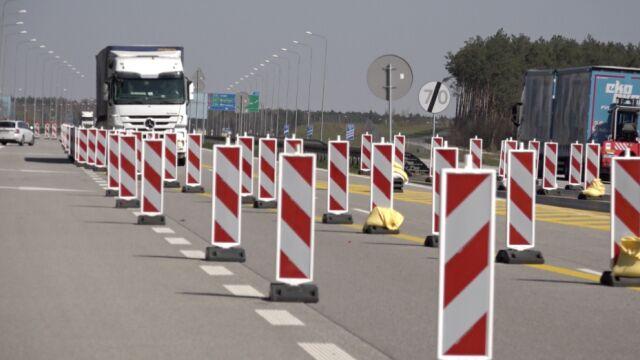 """Autostrada idzie do rozbiórki. """"Czegoś takiego jeszcze w Polsce nikt nie robił"""""""
