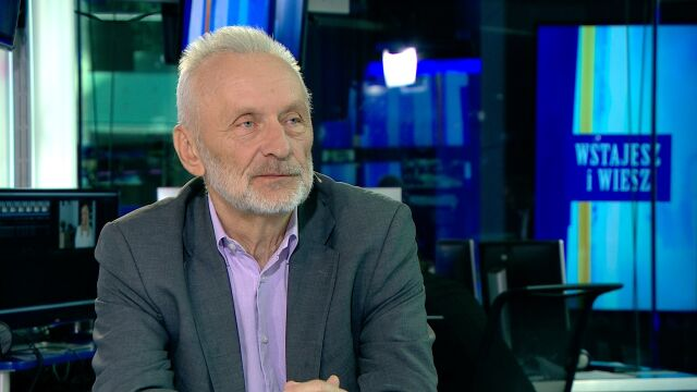 Prof. Andrzej Żbikowski o powstaniu w getcie warszawskim. Cała rozmowa