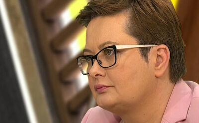 Katarzyna Lubnauer: rząd ma złą intencję