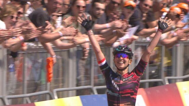 Fantastyczna Niewiadoma! Polka wygrała Amstel Gold Race