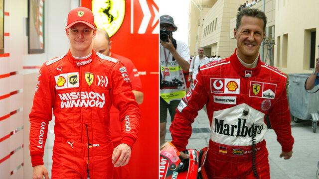 Michael Schumacher miał być menedżerem syna. Wypadek pokrzyżował plany