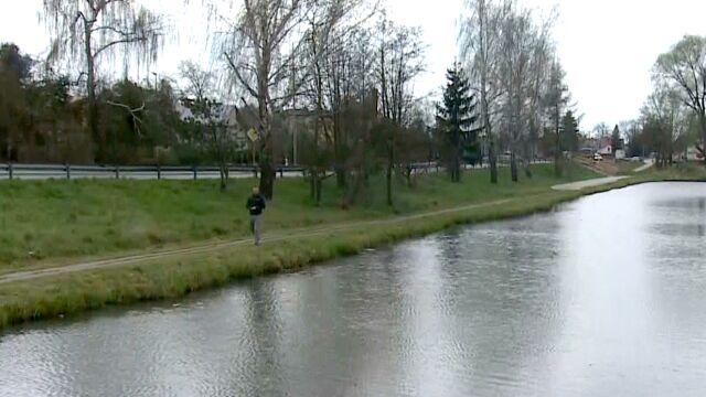 5-letni Norbert tonął, do wody wskoczył strażnik graniczny