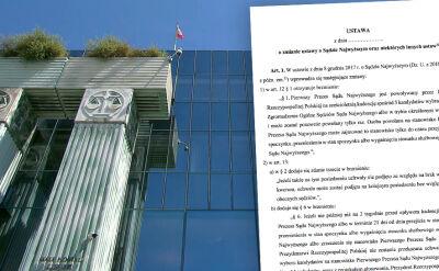 PiS złożył projekt nowelizacji ustawy o Sądzie Najwyższym