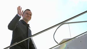 Prezydent Duda z wizytą w Etiopii. Zabiega o poparcie dla Polski
