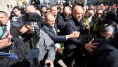 Warszawa: Donald Tusk w prokuraturze