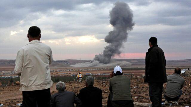 45 cywilów zginęło w nalotach w Syrii