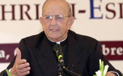Założyciel Legionu Chrystusa ks. Marciala Maciela Degollado był pedofilem