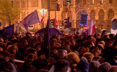W Poznaniu odbyła się manifestacja solidarności z sędziami
