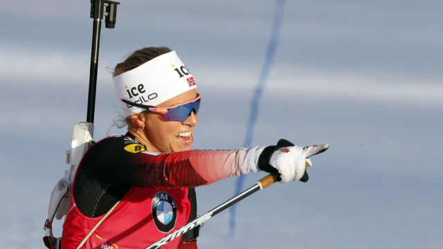 Trzecia z rzędu wygrana Eckhoff. Tandrevold liderką Pucharu Świata