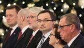 Zbigniew Ziobro powołany na urząd ministra sprawiedliwości