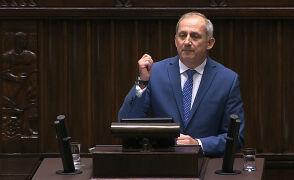 """""""Wprowadzacie w Polsce pełzającą dyktaturę"""""""