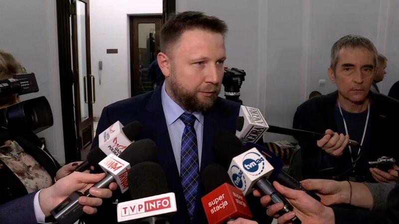 Marcin Kierwiński z PO komentuje expose Morawieckiego