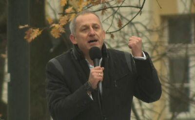 """""""Nie damy zawłaszczyć Polski żadnemu prezesowi"""""""