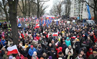 """Rusza marsz """"Obywatele dla Demokracji"""""""