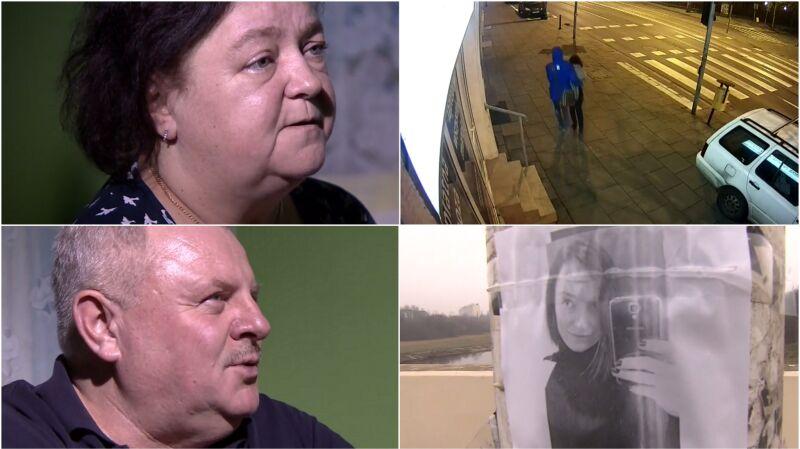 Rodzice Ewy Tylman wciąż wierzą, że ich córka wróci do domu