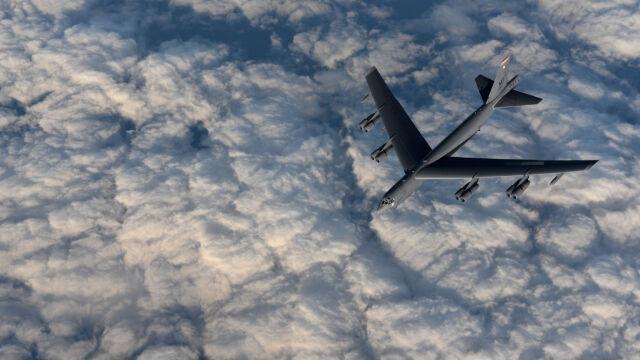 """""""Bombowiec został namierzony  przez rosyjski myśliwiec Su-27"""""""