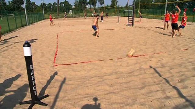 Polskie siatkomaty pracują na Igrzyskach Olimpijskich w Londynie