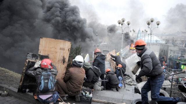 Majdan w stanie wojny