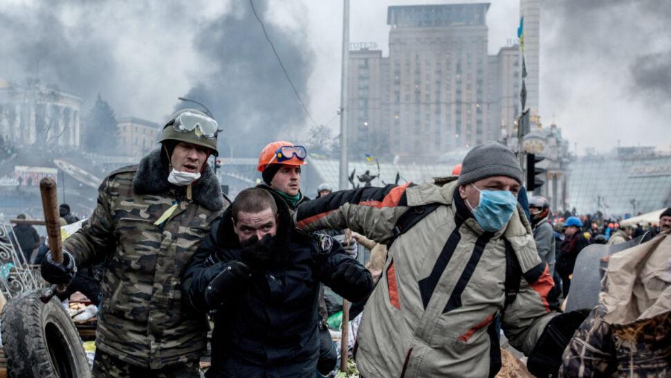 Unia karze winnych przemocy na Ukrainie. Zamraża konta i cofa wizy