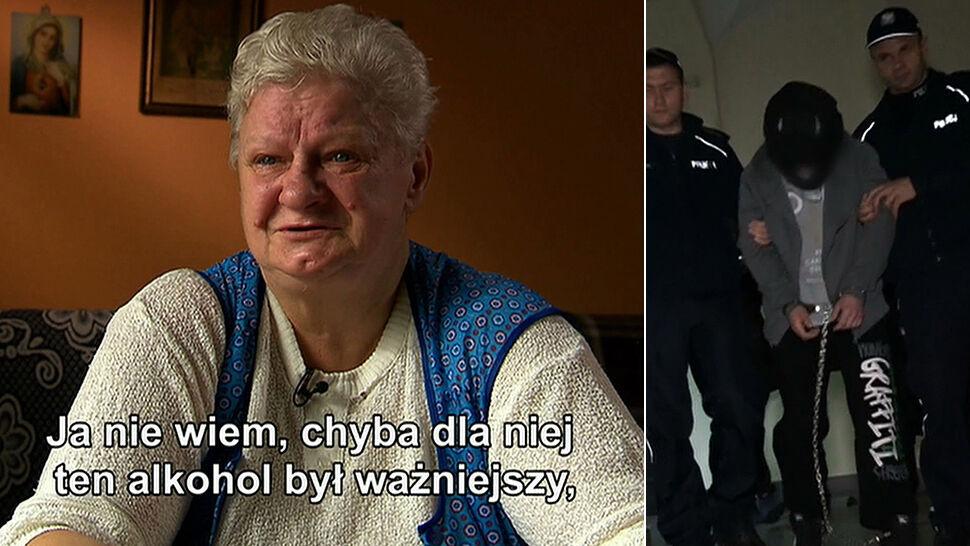 """""""Babciu, pozabijałem ich"""". Nie szkoda jej córki, broni wnuka"""