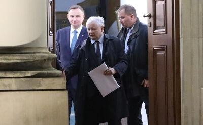 Prezydent kontra PiS w sprawie sądownictwa