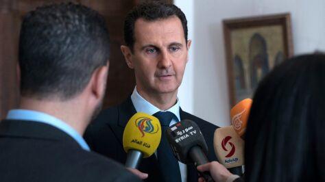 Zamiast kary śmierci ciężkie roboty. Asad ogłosił amnestię, ale nie dla wszystkich