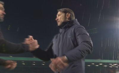 Kovac niemal oberwał piwem po meczu z VfL Bochum