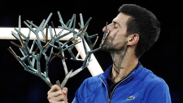 Paryż jego drugim domem. Djoković bez litości w finale