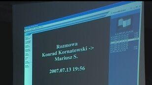 Rozmowa III Kornatowski z Mariuszem S.