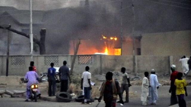 Nigeria znów spływa krwią