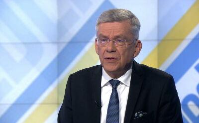 Karczewski o billboardach promujących działania rządu PiS: to nie moja kampania