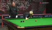 Setka Robertsona w ósmym frejmie półfinału English Open