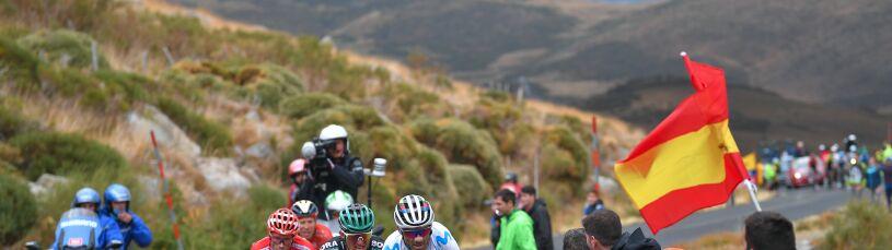 Vuelta a Espana inna niż zwykle.