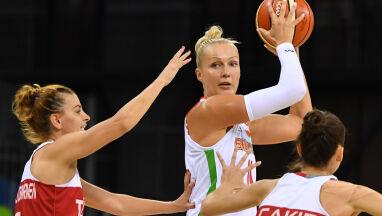 Białoruska koszykarka o fatalnych warunkach w areszcie: zaczęłam mieć wszy