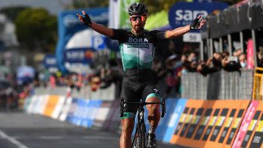Sagan doczekał się zwycięstwa w Giro d'Italia. Majka awansował w klasyfikacji generalnej