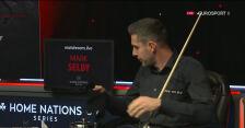 Selby doprowadził do remisu 5:5 w półfinale English Open