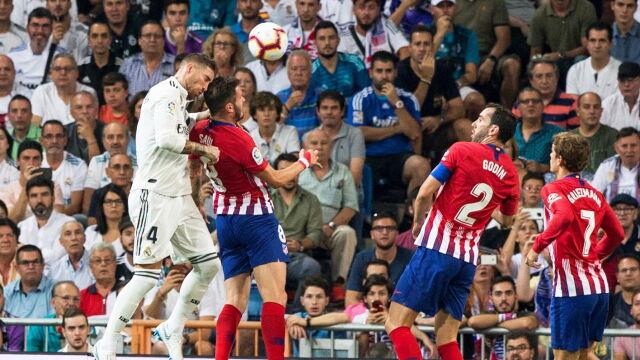 W opałach Real, później Atletico. Wojna o Madryt bez zwycięzcy
