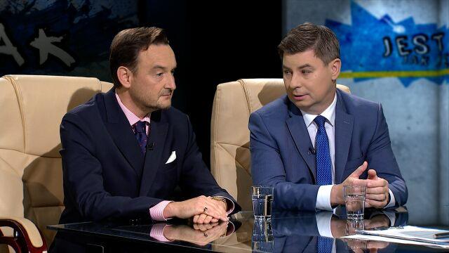 dr Maciej Mitera i Jan Grabiec w Tak Jest