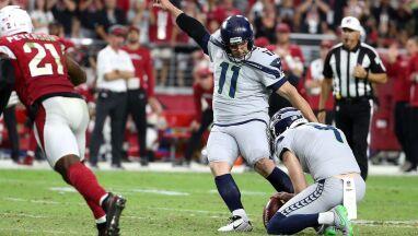 Janikowski przesądził o szóstym zwycięstwie Seahawks