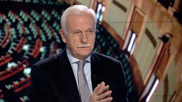 Olechowski o wystąpieniu premiera Morawieckiego