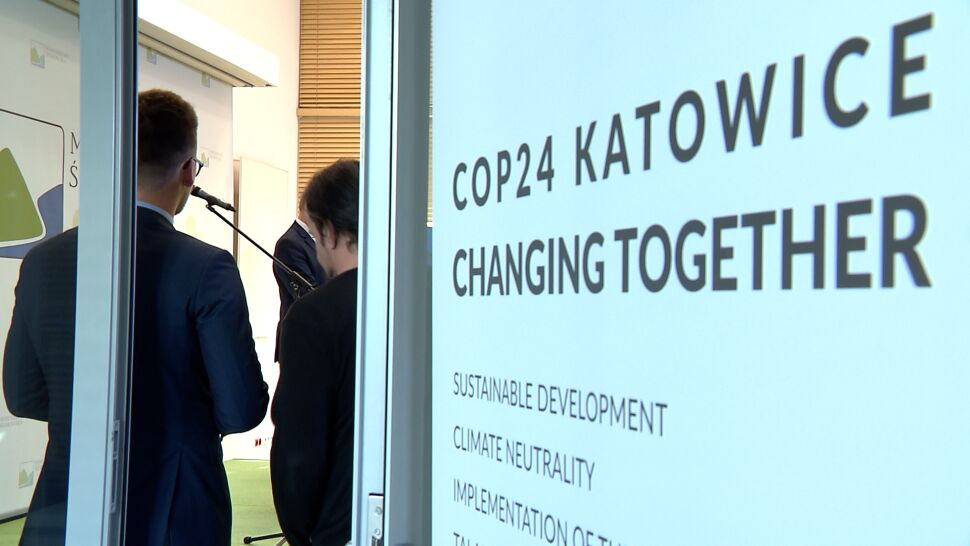 feeb962a060076 Katowice. Szczyt klimatyczny COP24 i gorąca dyskusja o ekologii