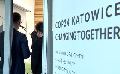 Gorąca atmosfera przed szczytem COP24