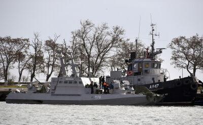 Ukraińscy marynarze będą sądzeni w Symferopolu