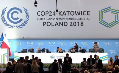 Kurtyka w imieniu Polski przejął przewodnictwo nad szczytem klimatycznym