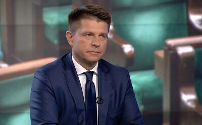 Petru: Chrzanowski przecież przez ostatnie dwa tygodnie nie czytał książek i nie biegał