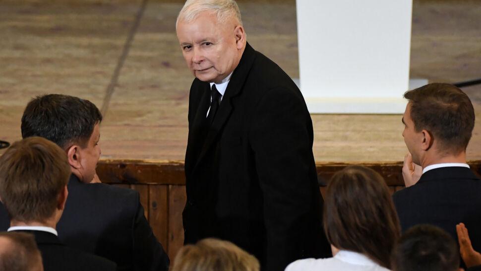 """Taśmy Kaczyńskiego. """"Jeśli nie wygramy wyborów, to nie zbudujemy wieżowca w Warszawie"""""""