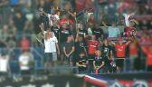 Kibole Wisły hajlowali podczas meczu. Trzech usłyszało zarzut propagowania faszyzmu