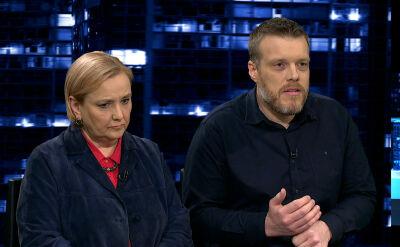 """Róża Thun i Adrian Zandberg w """"Kropce nad i"""". Całość rozmowy"""